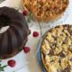 Kuchenauswahl Bild